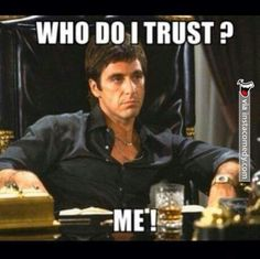Al Pacino in Scarface Scarface Quotes, Godfather Quotes, The Godfather, Scarface Movie, Goodfellas Quotes, Al Pacino, Gangster Quotes, Badass Quotes, Gangster Movies