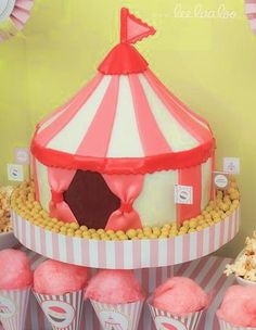 LiliBaby: Circus Birthday Party