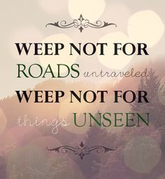 weep not for roads untraveled... Linkin Park