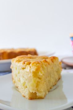 Queque de Manzanas Cornbread, Yummy Food, Sweets, Candy, Make It Yourself, Healthy, Ethnic Recipes, Cake Recipes, Food Cakes