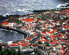 Sao Jorge Island, Azores, Portugal