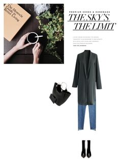 """Untitled #911"" by duoduo800800 ❤ liked on Polyvore featuring Vetements, Chicwish and 10 Crosby Derek Lam"