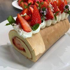 Summer Dessert Recipes, No Cook Desserts, Italian Desserts, Chocolate Chip Recipes, Mint Chocolate Chips, James Martin Saturday Kitchen, Sweet Dough, Pumpkin Cheesecake, Morning Food