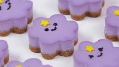 LUMPY SPACE PRINCESS CHEESECAKE COOKIESSSS