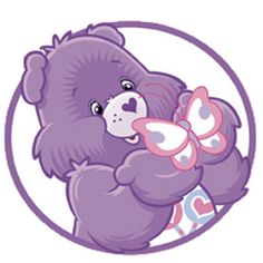 Purple Care Bear - Bing Images