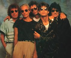 The Rolling Stones 1989