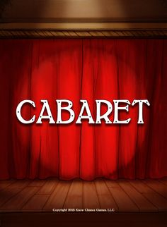 Bought. Cabaret | Image | BoardGameGeek