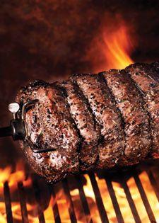 Grilled Chuck Roast | Recipes | Jack Daniel's World Championship Invitational Barbecue
