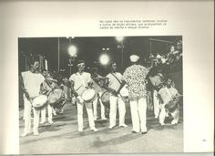 Maracatu Leão Coroado, 1989