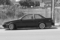 AE86 coupe