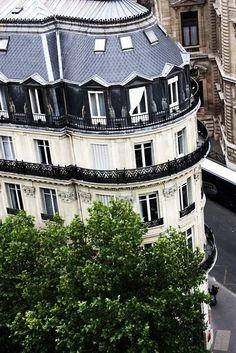 Apartments in Paris.