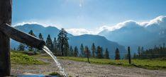 Bungalow Nr. 33 – (d)ein Ferienhaus – alpin. gemütlich. stylish. Bungalow, Mountains, Nature, Travel, Horse Trails, Paradise, Tourism, Naturaleza, Viajes