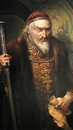 Ivan IV, known as Ivan the Terrible, was the first ruler to be crowned as Tsar of All the Russias from 1547 until his death in 1584.
