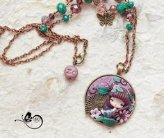 Suze likes, loves, finds and dreams: Japan Weekend: Japanese Girl Necklace Giveaway