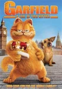 garfield a tale of two kitties!