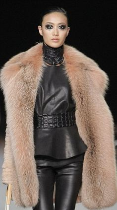 Kanye West Debuts his 2012 F/W Collection at Paris Fashion Week 2012