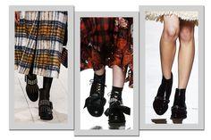Tendencia Heavy-Metal - Sapatos (Foto: Getty, Antonio Barros e IMaxTree)
