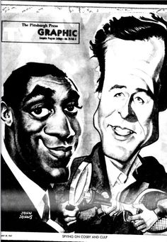 Bill Cosby Robert Culp