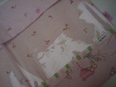 3 saquinho maternidade gaiola passarinho | Amor por inteiro Kids | Elo7
