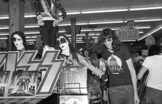 Joey Ramone, em Houston, no Texas, 1976