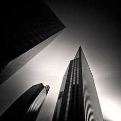Architectural photography by Damien Vassart
