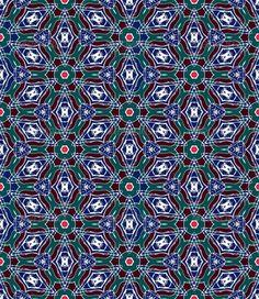 Arabesque Pattern Design