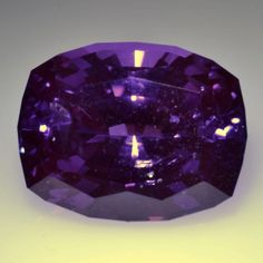 Select Gem is pleased to offer this Roger Dery cut 6.95ct untreated Umba color change/shift sapphire. This gem is lightly included (very clean for the local) an