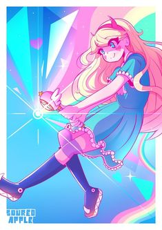 star vs the forces of evil butterfly Star Anime, Anime Stars, Star Y Marco, Princess Star, Evil Anime, Anime Version, Star Butterfly, Force Of Evil, Disney Fan Art
