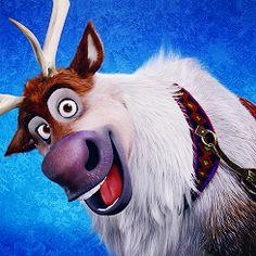 Sven from Frozen