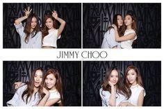 SNSD Jessica Jung Krystal f(x) 2014