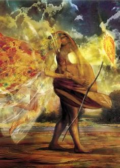 Rebirthing of the Divine Masculine