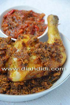 Diah Didi's Kitchen: Search results for Ayam goreng
