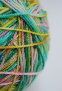 Yesterday at Craft of the Month Club, we dyed sock yarn. Soooo much fun. Thank you, Sylvia!!