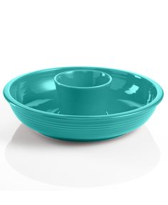 setting the table Fiesta Turquoise Chip and Dip Set - Fiesta Serveware - Dining & Entertaining - Macy's