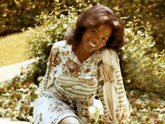 Oprah Winfrey, back in the day.
