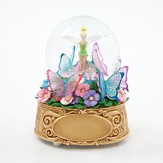Boule à neige musicale Fée Clochette - Disney Store