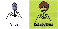 Retrovirus!! HA!!