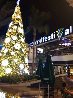 Image result for christmas central festival shopping mall