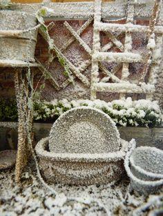 *♥ Atelier de Léa - Un Jour à la Campagne ♥*: La neige… enfin !