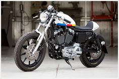 '99 HD Sportster, 'Centennial' | DP Customs