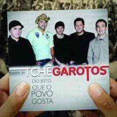 CD Tchê Garotos - Do Jeito Que o Povo Gosta - MAIS BARATO  R$ 19,90