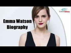 Emma Watson Biography Celebrity Videos, Celebration Gif, Celebs, Celebrities, Emma Watson, Biography, Youtube, Celebrity, Biography Books