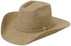 64e316dadf3 American Hat Co 20X Grizzly Custom Felt Hat