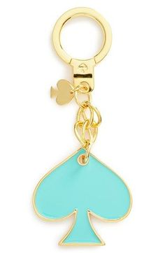 kate spade new york 'things we love' spade key ring available at #Nordstrom