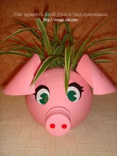 Porquinho de Garrafa Pet Passo a Passo | Reciclagem no Meio Ambiente