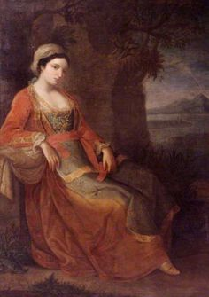 Portrait of a Woman by Angelica Kauffmann Oil on canvas, 168 x 118 cm Collection: Brighton and Hove Museums and Art Galleries Chur, Naples, Angelica Kauffmann, Brighton Museum, Rome, Spanish Art, Portraits, Art Uk, Anna