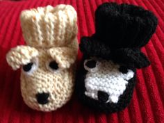 Spike and Poppy booties Poppy, Beanie, Knitting, Hats, Fashion, Moda, Tricot, Hat, Fashion Styles