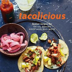 Who doesn't like a taco party? Follow the advice of our friends at Tacolicious in San Francisco, who wrote the book on throwing a taco-tastic taquiza.