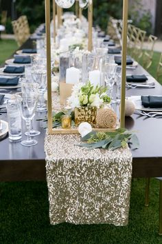 Gold, green and black reception details Temecula Valley, California Wedding Venues, Palm Springs, Southern California, Reception, Wedding Photography, Table Decorations, Green, Gold