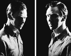 Benedict Cumberbatch photograph for Los Angeles Times